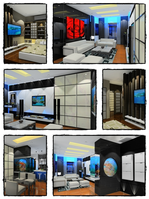 Modern japanese putramas condo desigva interiordesigva for Interior design ideas malaysia home