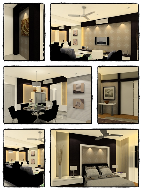 Tropicana Semi D Desigva Interiordesigva Interior: interior design idea for semi d house